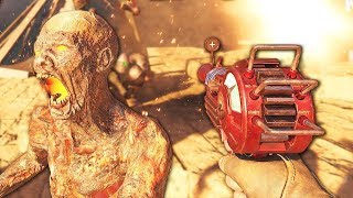 BIGGEST OCTOGONAL ASCENSION FAIL EVER... (Call Of Duty Custom Zombies)