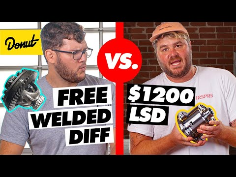 Welded Diff vs. $1200 Diff | HiLow
