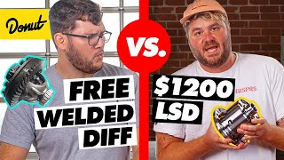 Download Welded Diff vs. $1200 Diff   HiLow Mp3 and Videos