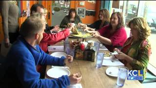 Michelle & Michael take the Taste of Kansas City Food Tour