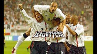 2002 World Cup HD| England 3-0 Denmark Highlights & All Goals