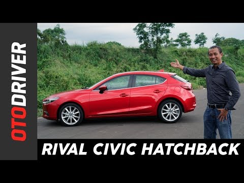 Mazda3 Hatchback 2018 Review Indonesia | OtoDriver