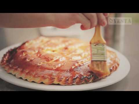 Очень вкусный и простой пирог, который можно печь с разными начинкамииз YouTube · Длительность: 6 мин13 с