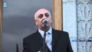 Սերժ Սարգսյանի ասուլիսը՝ ես էի, Սաշիկն էր, Ռոբիկն էր. Սուրեն Սարգսյան