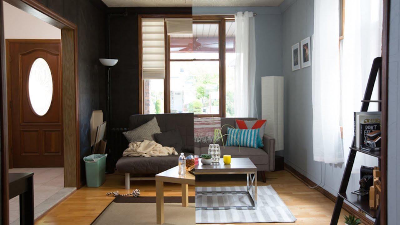 $1,000 Living Room Makeover