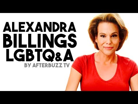 Interview with Alexandra Billings: Being Transgender is a Gift | LGBTQ&A w/ Jeffrey Masters