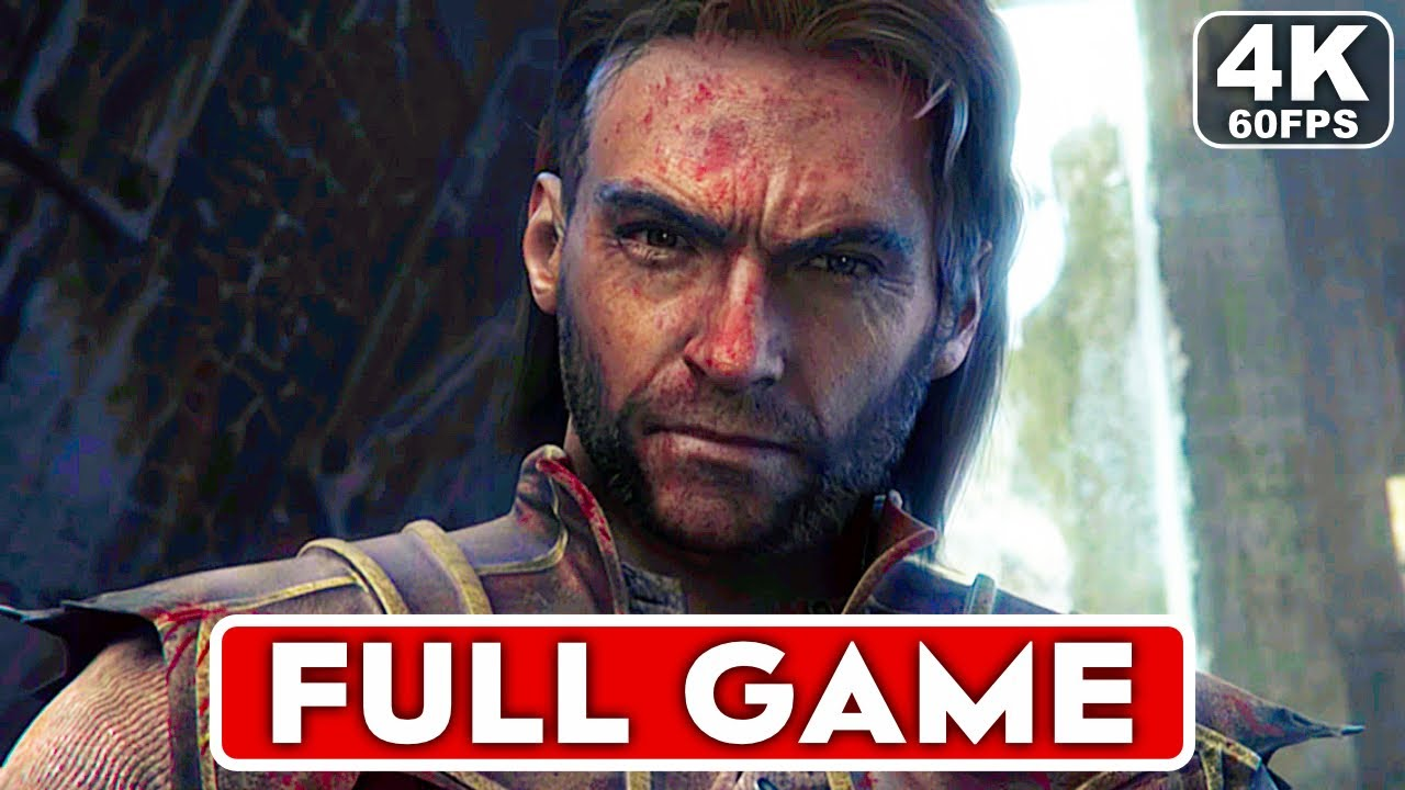 Download X-MEN ORIGINS WOLVERINE Gameplay Walkthrough Part 1 FULL GAME  [4K 60FPS PC ULTRA] - No Commentary