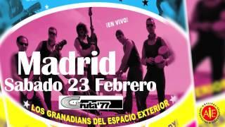 REGGAE 69 JAMBOREE WEEKEND 2013 - SEGOVIA - MADRID CON LOS  GRANADIANS