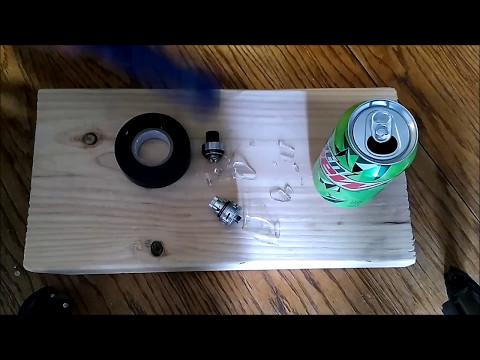 Emergency vape tank repair