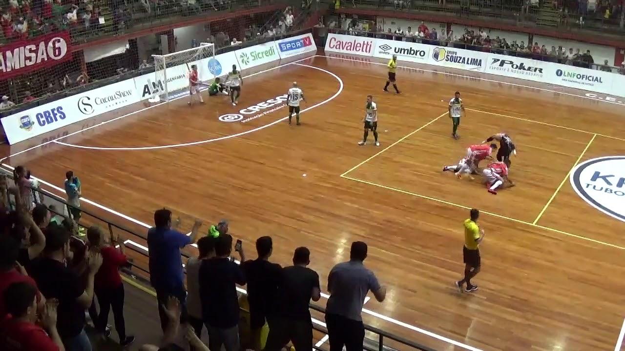 3dfea2e9cd Gols Atlântico 3 X 0 Assoeva - Playoffs LNF 2018 - YouTube