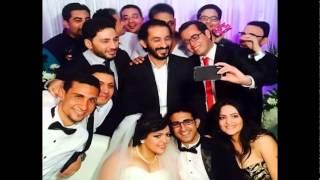 أحمد حلمي يفاجئ شبيهه ويحقق حلمه بحضور حفل زفافه