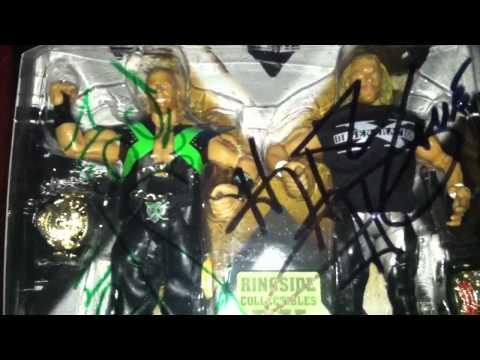 Shawn Michaels autograph signing update.  Biggest HBK autog