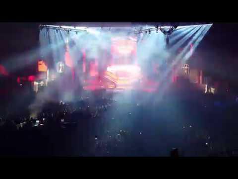DJ Paul Elstak AHOY 15 april 2017 Rotterdam The Netherlands
