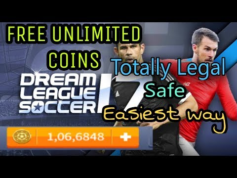 Unlimited Coin Hack Dls 17 | Legal, easiest, safe, without root, working, free | 100 Percent