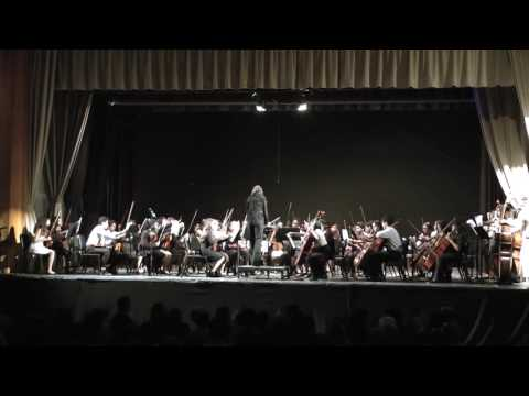 Paul Revere Charter Middle School Patriot Orchestra Spring Concert 2016
