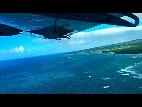Mokulele Airlines – Cessna 208B – OGG-MKK – Takeoff and Landing – Inflight Series Ep. 48