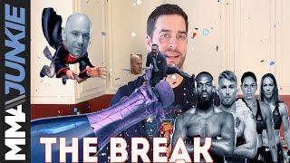 The Break: On UFC 232's bizarre move, Jones, Nunes, ESPN and picograms