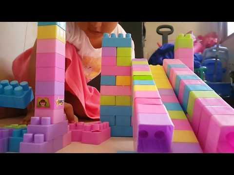 membuat mainan lego taman bermain