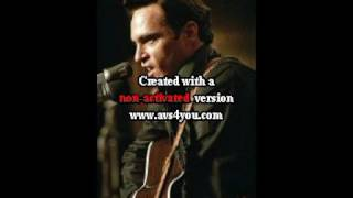 Joaquin Phoenix - Home of the blues ( Johnny Cash )