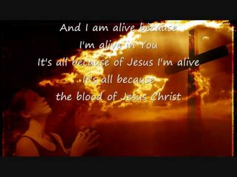 All because of Jesus - Casting Crowns (lyrics) - YouTube