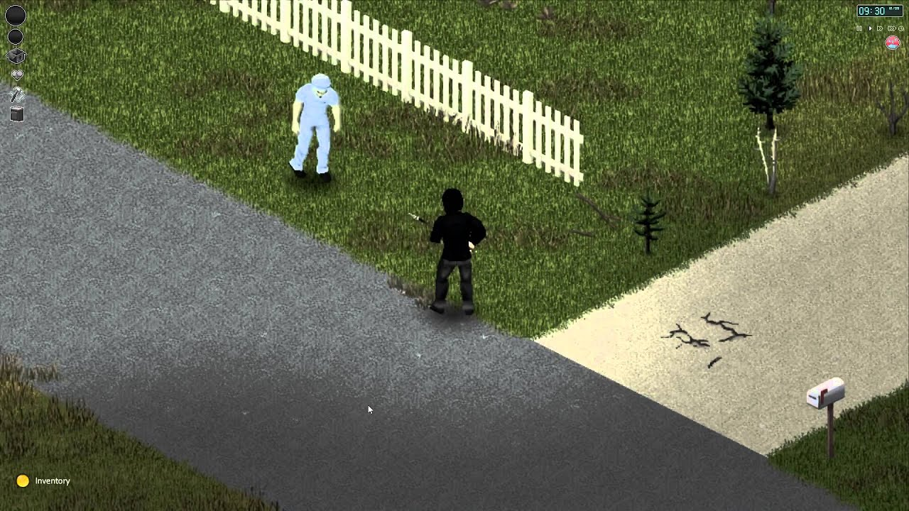 Status and Build History   Project Zomboid