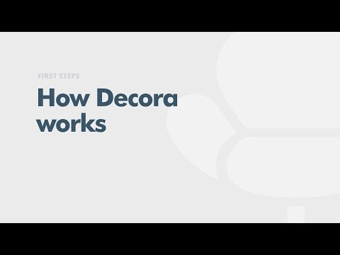 Start your next 3D modeling job at Decora!