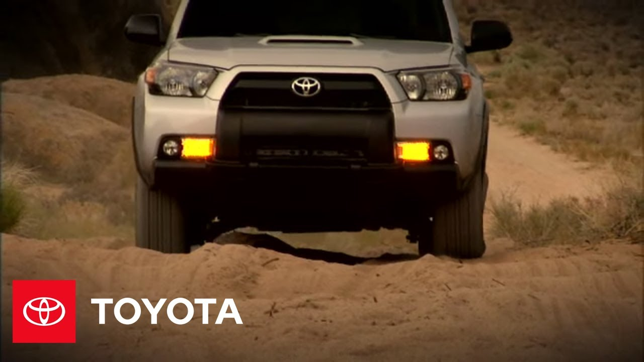 2010 4Runner How-To: Kinetic Dynamic Suspension System (KDSS) | Toyota