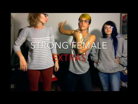 Strong Female Extras