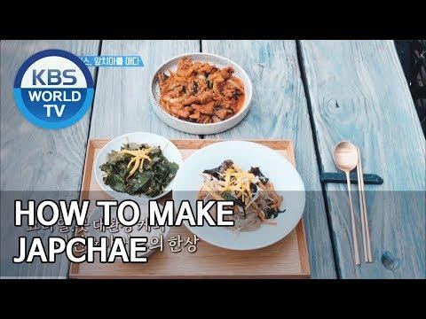 Chelsea Rovers learning how to make Japchae, Korean food [Sooro's Rovers /2019.10.14]