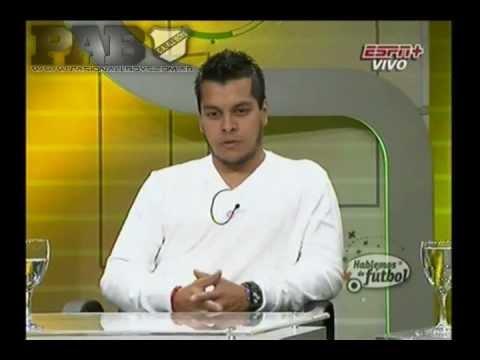 ENTREVISTA A MATIAS PEREZ GARCÍA EN HDF (ESPN+)