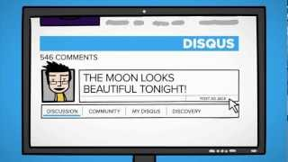 DISQUS - Discover Awesome Communities