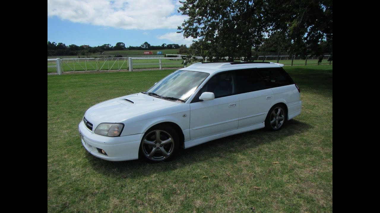 Outback Close To Me >> 2000 Subaru Legacy GT Sports Wagon $1 RESERVE ...