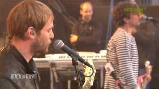 Sportfreunde Stiller LIVE - Rock am Ring 2013 - Live Auftritt! HD