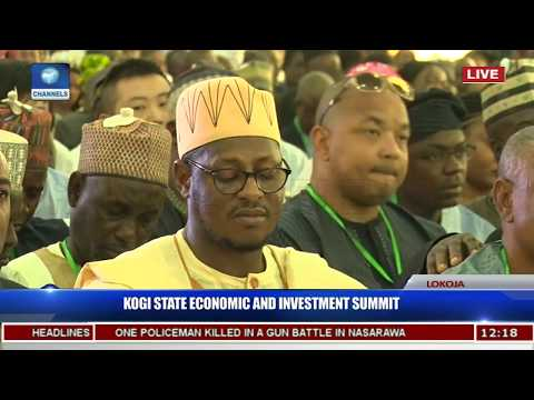 Kogi State Economic And Investment Summit Pt.2 |Live Event|