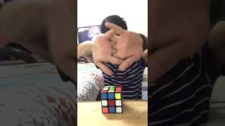rubik's cube world record 2017