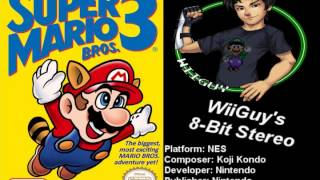 Super Mario Bros. 3 (NES) Soundtrack - 8BitStereo