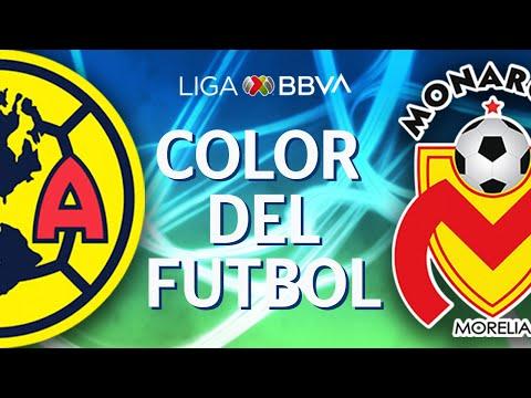 Color del Futbol | América vs Morelia | Semifinales - Liga BBVA MX