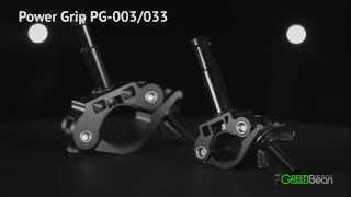 Обзор зажима для видеосъемки GreenBean PowerGrip PG-003