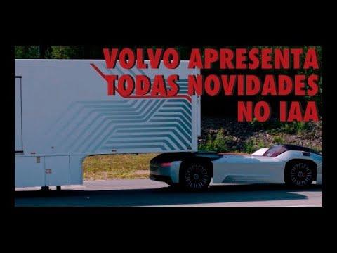 Volvo no IAA – a maior feira de caminhões do mundo!