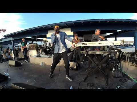 Anthony B Live at Sealegs Pt. 1