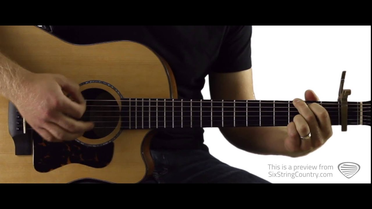 Strawberry wine guitar lesson and tutorial deana carter youtube strawberry wine guitar lesson and tutorial deana carter hexwebz Images