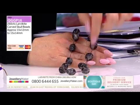 Jewellery Maker Live 8/06/2017 - 8am - 1pm