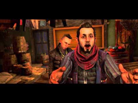 Far Cry® 4 Hacienda Ghale. Yogi y Reggie. Noore.