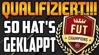 WEEKEND LEAUGE QUALIFIZIERT!!! Mit diesem Tipp bin ich besser in FIFA 17 ULTIMATE TEAM