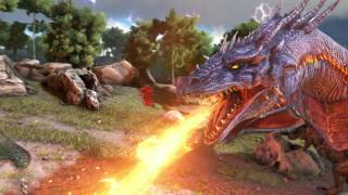 ARK: Survival of the Fittest | Announce trailer | PS4