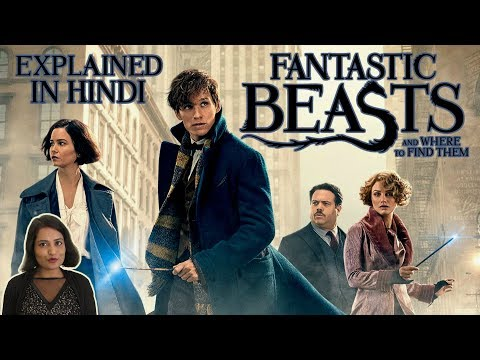 Fantastic Beasts and Where to Find Them - Explained in Hindi