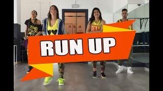 RUN UP - Major Lazer ft. ( PARTYNEXTDOOR & Nicki Minaj ) / ZUMBA con ALBA DURAN