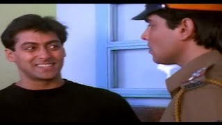 Hilarious - Salman Khan is CBI Officer - Auzaar Movie Scenes