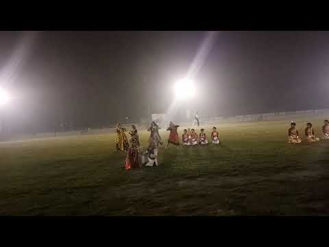 SAHIDGARH SHAKTI SANGHA DOOARS KNOCK OUT CRICKET TOURNAMENT 17 opening ceremony dance