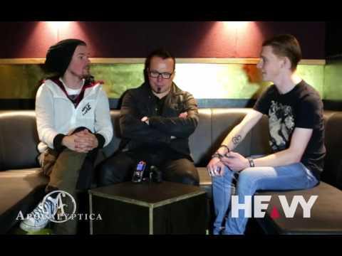 Apocalyptica Interview 2016 | HEAVY TV